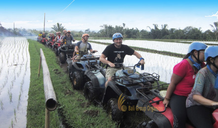 Ground Labs Pte Ltd – Bali ATV Riding Treasure Hunt Team Building